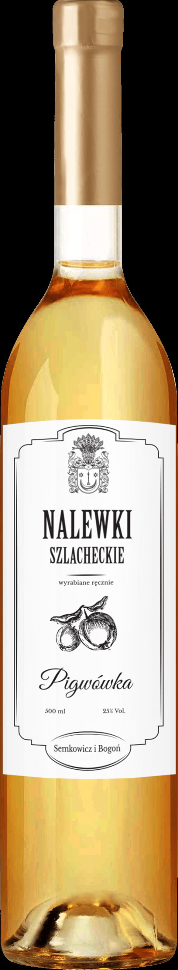 Najlepsza polska nalewka - Pigwówka